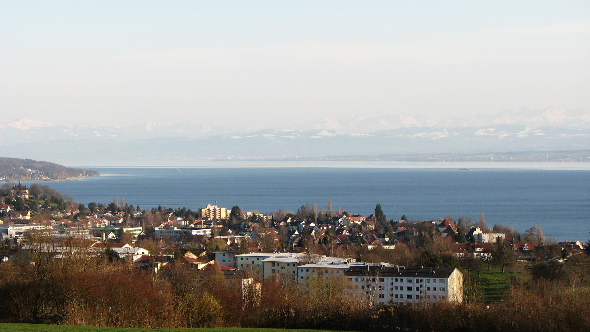 Blick über den Bodensee © reinhold@wentsch.com   bodensee.photography