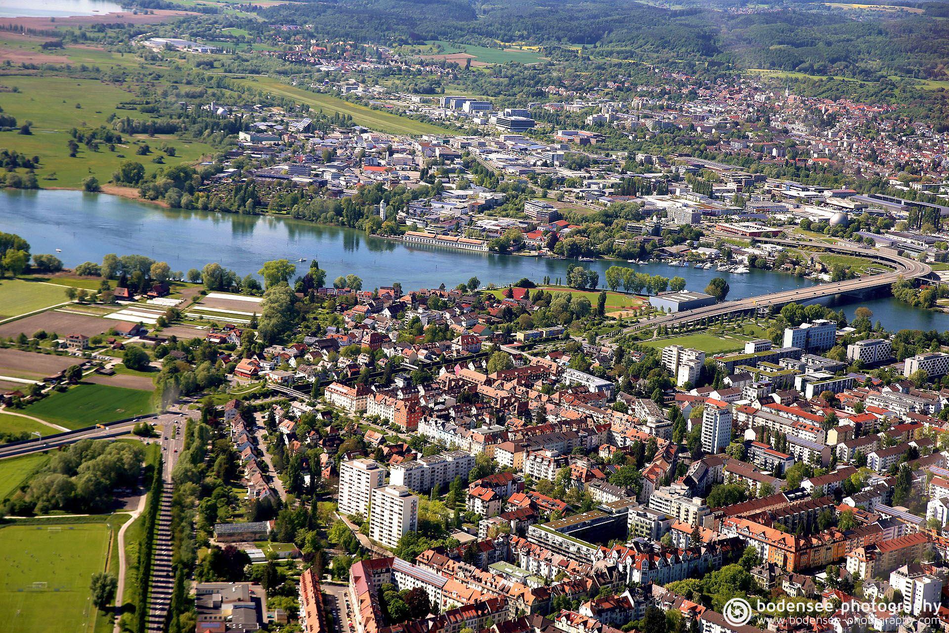 bodensee-luftbild.com in Konstanz © reinhold@wentsch.com | bodensee.photography