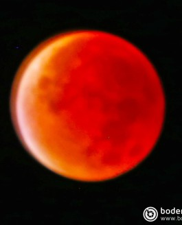 SUPER BLOOD MOON – MONDFINSTERNIS SEPTEMBER 2015